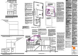 terraced house dormer extension plans