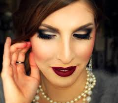 this 1920 s inspired makeup tutorial will definitely make you all dolled up and glamorous