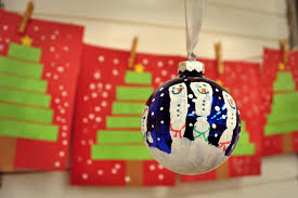 Christmas Crafts Activity U2013 Nativity Decorations Blogmemom  Kids Christmas Crafts For Preschool