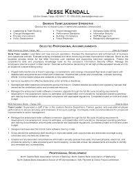 Strikingly L Leadership Skills For Resume Nice Resume Tips Resume