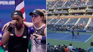 Coco Gauff draws gasps from US Open ...