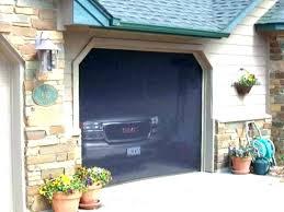 retractable garage door screen lifestyle screens garage screen large size of garage door screen lifestyle rollers