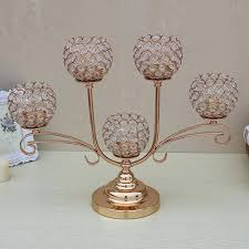 full size of votive candle chandelier gold crystal beaded arm candelabra holder wedding centerpiece han
