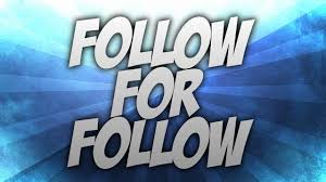 Follow For Follow And Resteem Get More Followers And