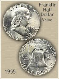 1955 Franklin Half Dollar Value Discover Their Worth