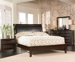 modern platform bedroom sets. Contemporary 4 PC Phoenix Queen Platform Bedroom With Vinyl Panel Headboard Modern Sets H