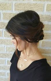 Wedding Hair Style Up Do best 25 brunette updo ideas loose updo wedding 4329 by wearticles.com