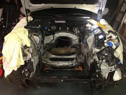 lexus is ls build lstech here s the last pic of the night it s a big engine bay almost looks like i can fit two ls1s in there