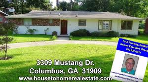 3309 Mustang Drive Columbus Ga Home For Sale Or Rent Youtube