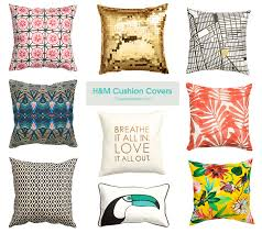 HM Pillow Covers