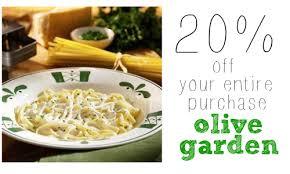 deals at olive garden. olive garden coupon deals at a