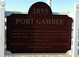 Crazy Horse Quilting: Port Gamble, WA & Last stop was Port Gamble and Quilted Strait. I'd been to Quilted Strait  when it was located in Port Angeles, but this was my first visit to Port  Gamble and ... Adamdwight.com