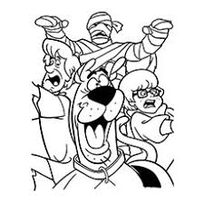 Small Picture Top 30 Free Printable Scooby Doo Coloring Pages Online Scooby