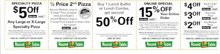 round table order 5 new round table pizza s round table pizza order
