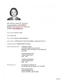 Sample Resumes For High School Students sample resume for high school graduate with no experience Onwe 54