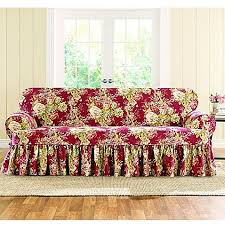 t cushion sofa slipcover in robin 39 s