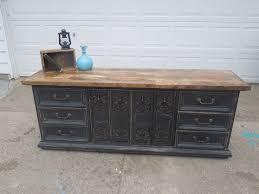 black distressed dresser. Exellent Distressed 9 Drawer Black Distressed Dresser 29500 SOLD In Distressed