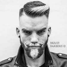 Pomade Hairstyles 23 Wonderful Experimenting With Colour Ideas High Skin Fade With Razor Side