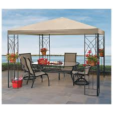 essential garden gazebo. Essential Garden Gazebo Patio
