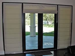 interesting roman shade for door window ideas with french intended shades plan 12