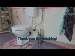silent venus upflush toilet macerating pump how to installation guide updated version