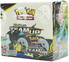 Pokémon TCG: Sun & Moon-Team Up Booster Display Box (36 Packs)