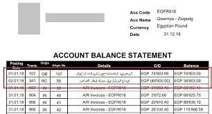 Arabic Letters Printed Separated With Spaces In Sap Business