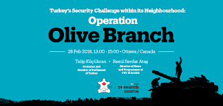 turkey s security challenge within its neighbourhood operation olive branch