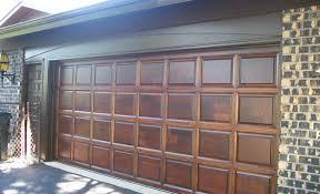 metal garage doorsdoor  Admirable Metal Garage Door Replacement Panels Pretty