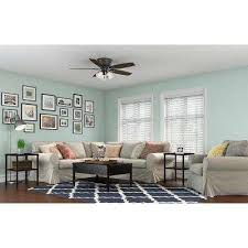 Living Room Ceiling Fan Simple Indoor Ceiling Fans Lighting The Home Depot