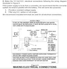rv net open roads forum suburban water heater sw6d sparks but wiring diagram image