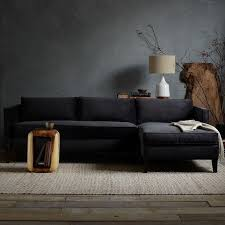 black room furniture. living room paint ideau2014love how classy this looks dark grey with the black furniture