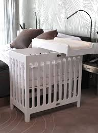 Kalani Mini Crib - Espresso Small Crib