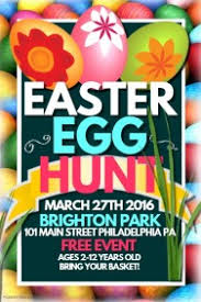 1 120 Customizable Design Templates For Easter Egg Hunt Postermywall