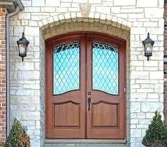 craftsman double front door. Double Craftsman Entry Door Front Arched Top Exterior  Doors Custom With Glass .