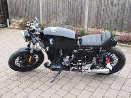 1980 bmw r65 cafe racer sold car and classic