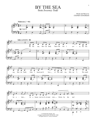 ballad of sweeney todd sheet music download digital sheet music of stephen sondheim and sweeney todd