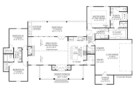 house plan 41407 southern style with