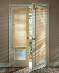 french patio doors with blinds between glass reviews window treatments for windows door