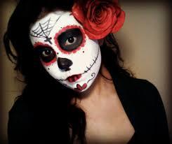 day of the dead makeup simple dia de los muertos makeup tutorial