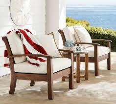 ham fsc mahogany lounge chair