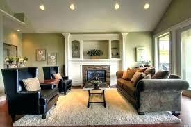 full size of what rugs look good with brown leather couch best rug to go that