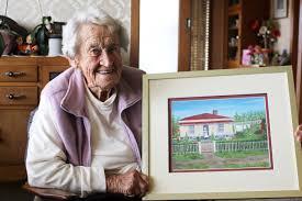 Gwen Sampson celebrates 100 years   Stuff.co.nz