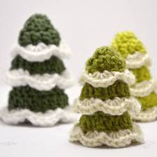 Free Crochet Christmas Tree Patterns Awesome Tutorial Round Up Crochet Christmas Tree Patterns