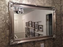 Old Fashioned Wall Mirrors Antique Mirror Wall Covering Vintage Intended  For Antique Mirrors For Sale (