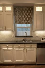 Roller Blinds For Kitchens Cheap And Easy Window Shade All You Need Is A Roller Shade From