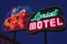 Brent Logan Yesco Restore Iconic Nevada Motel Sign