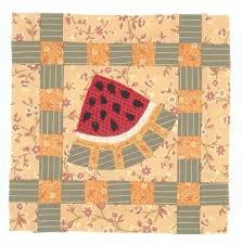 Watermelon Quilt Block | HowStuffWorks & Stitch: Adamdwight.com