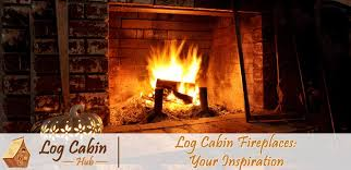log cabin fireplaces feature image