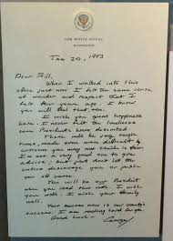 before he left office bush sr left this touching letter for bill clinton 2 w=800&h=1111